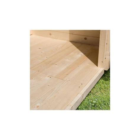 garage bois 2634 plancher pour abri de jardin en bois 2 21m 178 panneaux 14mm