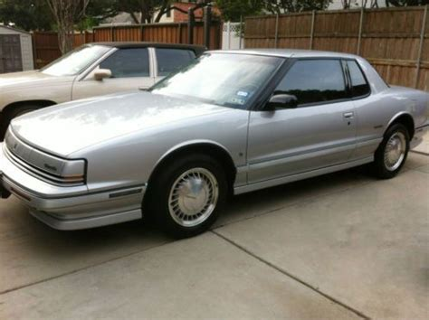 1992 oldsmobile toronado blend door repair buy used 1992 oldsmobile toronado trofeo coupe 2 door 3 8l rare in plano texas united states