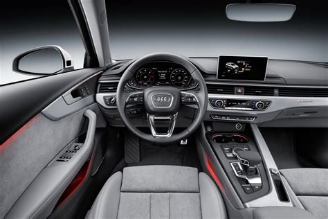 Audi Allroad Interior by 2017 Audi A4 Allroad The Rugged Wagon Alternative For