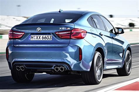 2015 BMW X6 M: New Car Review   Autotrader