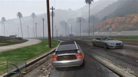 Auto Tuning Xbox 360 by Grand Theft Auto 5 Michael Car Tuning Driving Gameplay