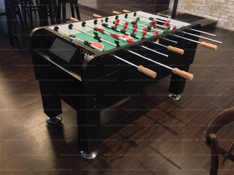 world s best foosball table