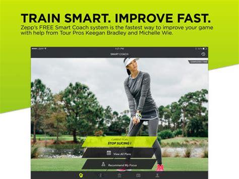 keegan bradley swing analysis zepp golf swing analyzer featuring smart coach with
