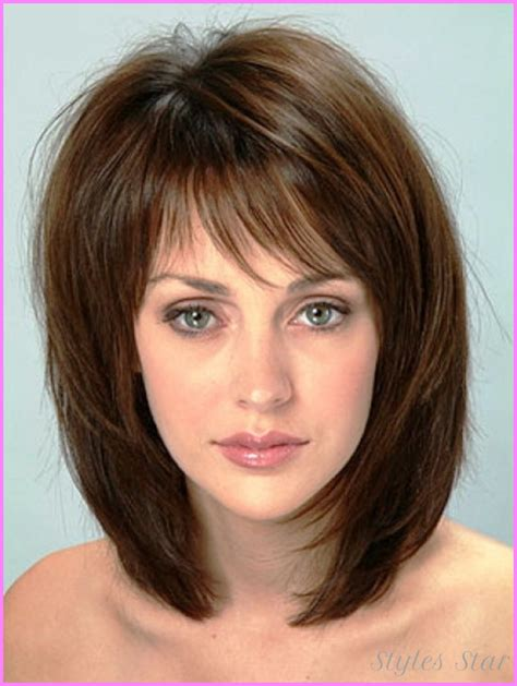 Mid Length Hairstyles 2017 by Haircuts For Medium Length Hair 2017 Stylesstar