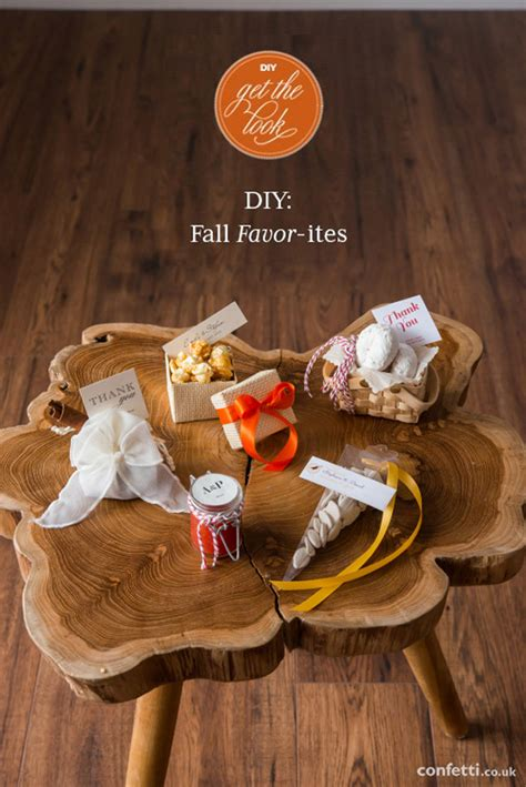 personalised edible wedding favours uk diy friday edible autumn wedding favours confetti co uk