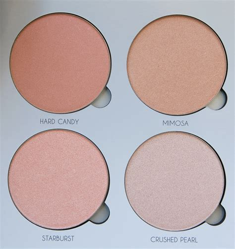 Kit Of Glow beverly glow kit in gleam review swatch