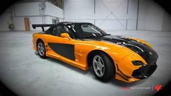forza 4 tokyo drift cars