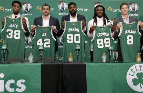 boston celtics roster what is danny ainge going to do with this celtics roster