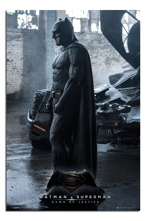 Batman V Superman 24 batman v superman batman poster new maxi size 36 x 24