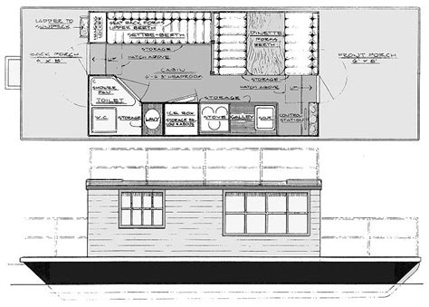 house barge plans 1000 images about house boats barges on pinterest floating homes boat design and