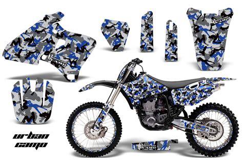 Decal Yamaha X Ride Camo amr racing yamaha yz 250 400 426 graphic plate kit mx wrap decals 98 02 ebay