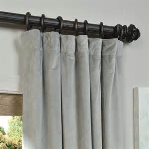 Silver Blackout Curtains Outdoor