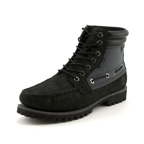 timberland boots for mens journeys shop for mens timberland oakwell boot in black at journeys