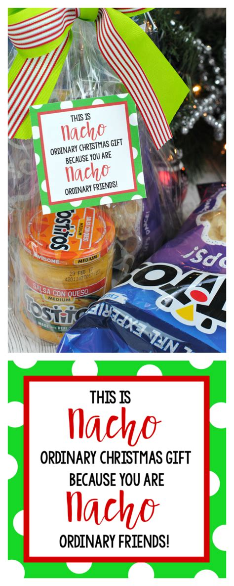 funny christmas gift ideas   neighbors nacho gift fun squared