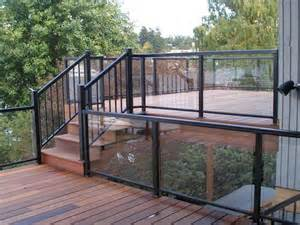 Backyard Decks Railings West Coast Decks Backyard Pinterest