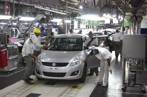 In Maruti Suzuki Plant Maruti Suzuki Investors Stand Gujarat Plant To