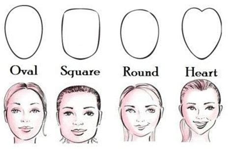 different face shapes need different kinds of makeup makeup 101 how to contour highlight your face