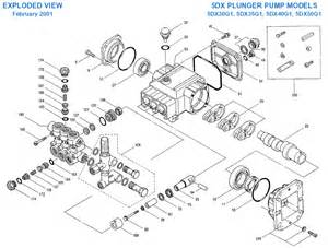 Honda Pressure Washer Parts Diagram Part Pressure Washer Diagram