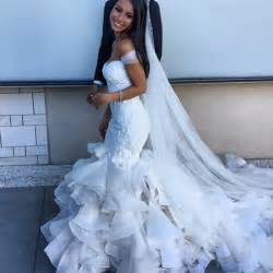 tight wedding dresses 2015 unique design mermaid wedding dress floor length