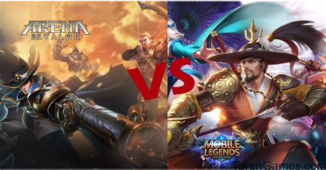 Kaos Aov Arena Of Valor Kaos Ml Mobile Legends Kaos Gamers ml vs aov review indonesia dota 2 guide lengkap arena of valor indonesia