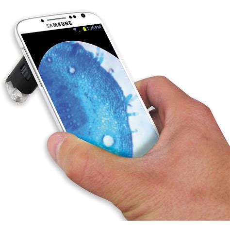 Led Samsung Galaxy S4 carson mm 240 micromax plus led microscope for samsung mm 240