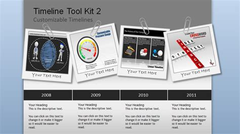 Awesome Timeline Charts Template For Powerpoint Presentations Powerpoint Templates Timeline Microsoft