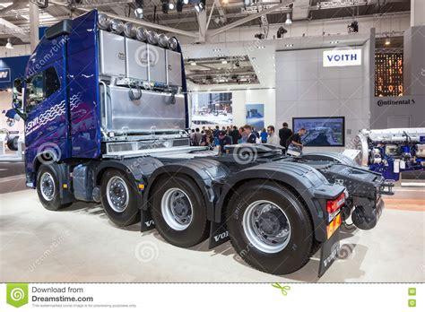 volvo heavy duty volvo fh16 750 heavy duty truck editorial image image