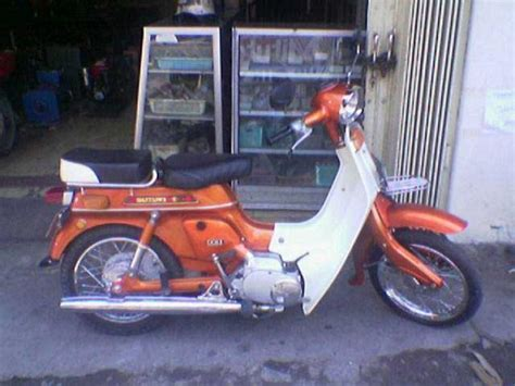 1973 suzuki f90 classic motorcycle pictures