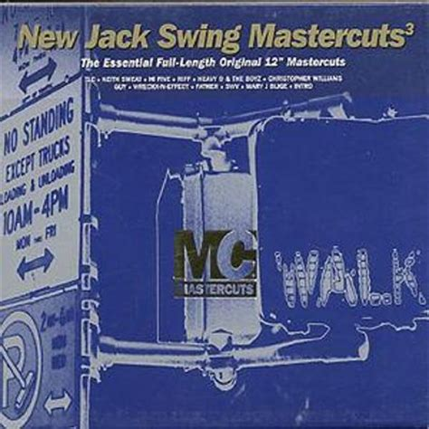 new jack swing albums mastercuts new jack swing vol 3 various artists