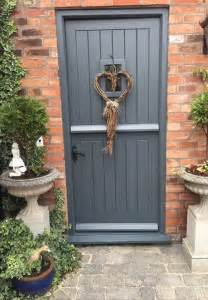 country style doors interior front door in farrow and cook s blue farrow and