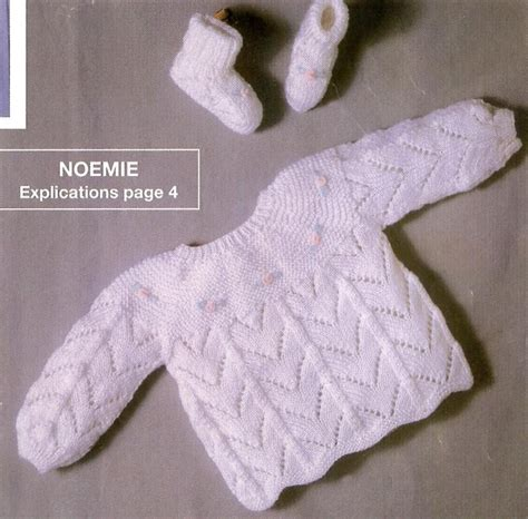 Modele Point Tricot