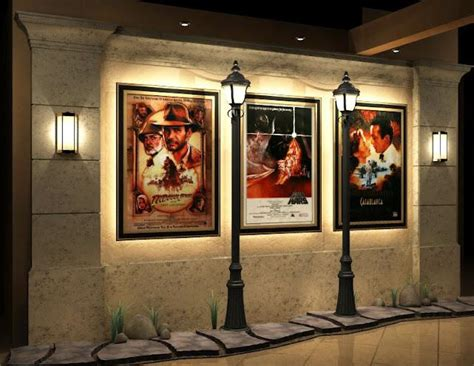 The Entrance Of A Cinema Hotel Or Theatre Related Keywords Suggestions For Home Theater Entrance