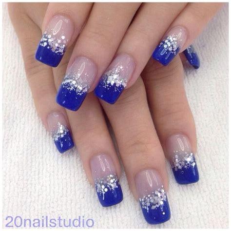 imagenes de uñas acrilicas azul rey unas color azul rey 11 curso de organizacion del hogar