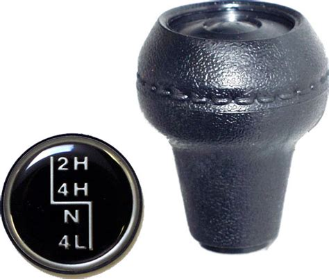 crown automotive shifter knob for np231 transfer