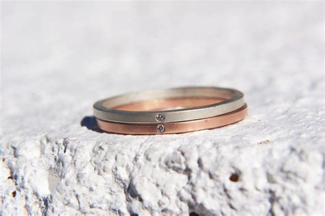 Wedding Bands Unique by Unique Wedding Bands On Etsy 2 Onewed
