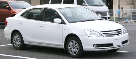 Toyota Allion Models обзор модели Toyota Allion