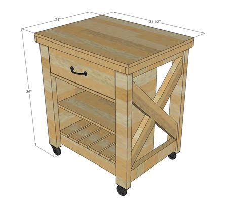 kitchen island plan white rustic x small rolling kitchen island diy