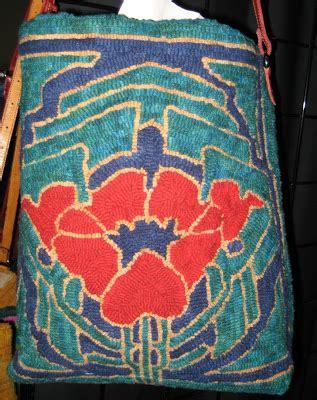 joan foster rug hooking fish eye rugs moira mat makers hook in