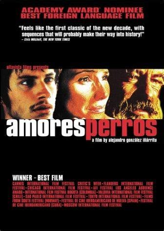 watch online amores perros 2000 full movie official trailer pictures photos from amores perros 2000 imdb