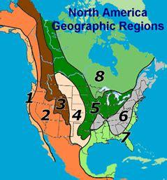 geographic regions of america map quia us1 2b geographic regions of america revised