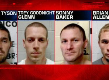Lincoln County Oklahoma Court Records Two Lincoln County Escapees Captured