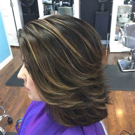 layered flip haircut 37 cute medium haircuts to fuel your imagination medium