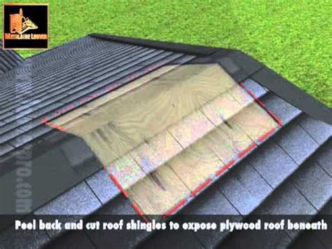How To Build A Cupola Roof by How To Install A Cupola