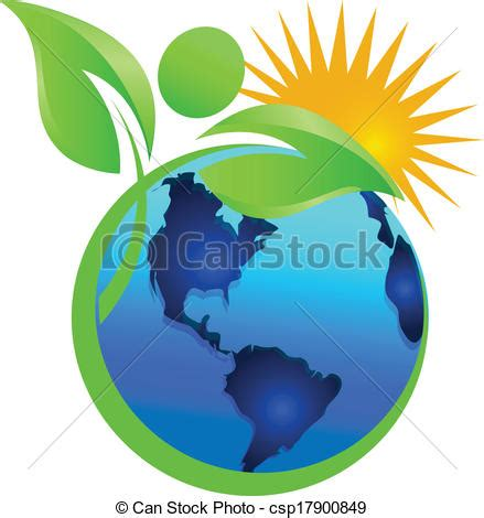 Spanish Home Plans by Eps Vector Of Natural Life Sun And Earth Logo Natural