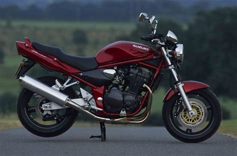 Suzuki Bandit 1200 Parts Document Moved