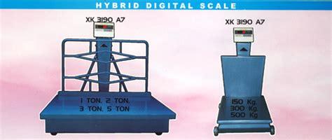 Timbangan Hybrid timbangan hybrid 1 5 ton