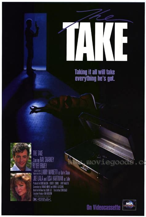 The Take the take posters from poster shop