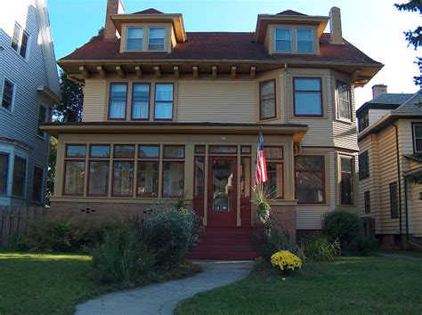 s vintage bed breakfast located in rochester new