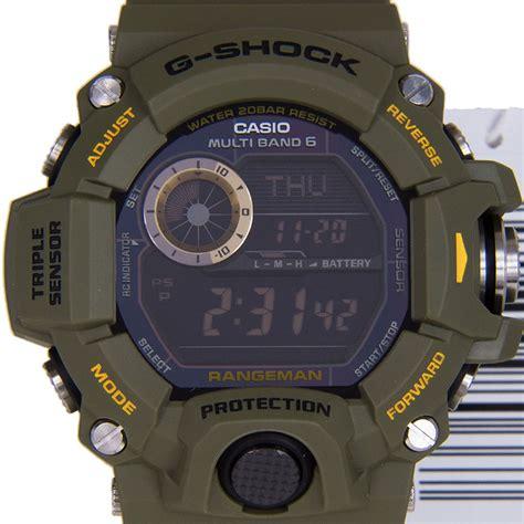 Casio G Shock Original Gw 9400 1dr casio g shock g rangeman gw 9400 1dr gw 9400 3dr ebay