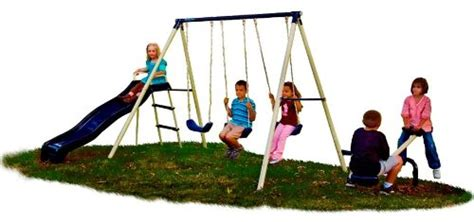 flexible flyer triple fun swing set flexible flyer quot triple fun quot swing set endurro the best